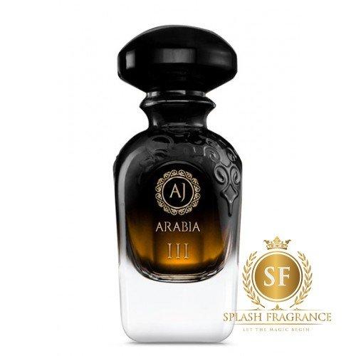Black III by AJ Arabia Extrait De Parfum