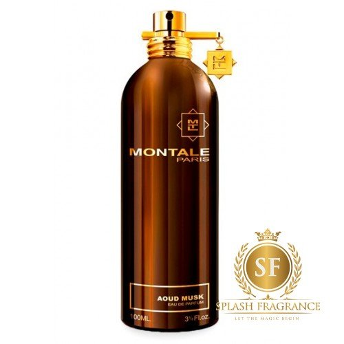 Aoud Musk By Montale EDP Perfume