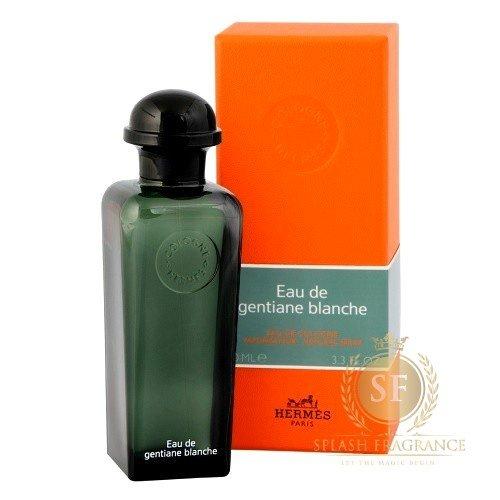 Eau de Gentiane Blanche By Hermes EDC 100ml Perfume