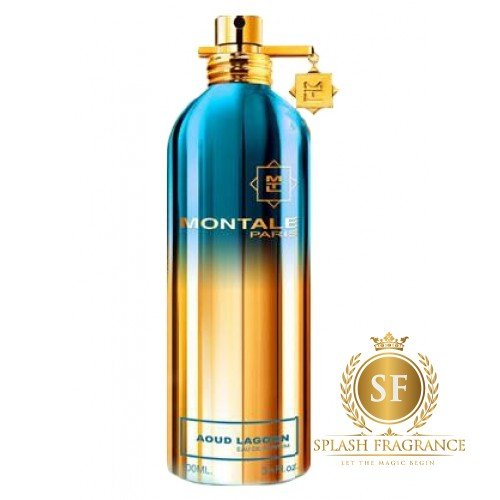 Aoud Lagoon By Montale 100ml EDP Perfume