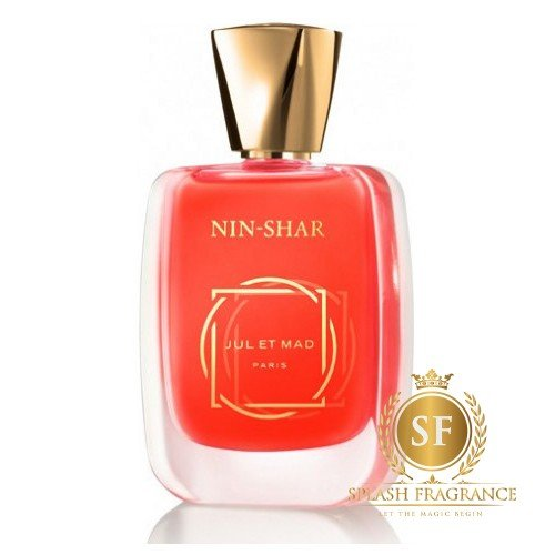 Nin Shar By Jul Et Mad Extrait De Parfum Splash Fragrance