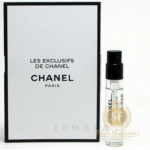 Misia By Chanel 2ml Edp Sample Vial Spray Splash Fragrance