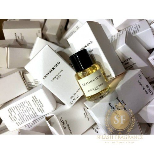 eee4e8f444 Leather Oud By Dior 5ml EDP Non Spray Miniature