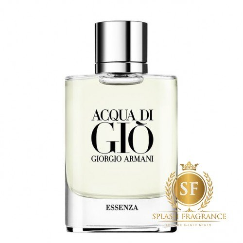 c216ed7543 Acqua Di Gio Essenza By Giorgio Armani for Men Perfume – Splash Fragrance