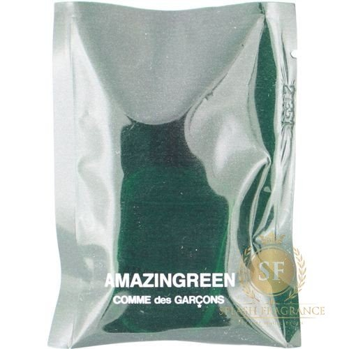 Amazingreen By Comme Des Garcons 9ml EDP Miniature Perfume Non Spray