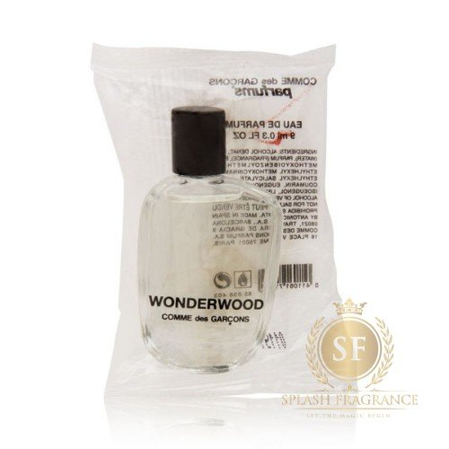 71628d352b80c7 Wonderwood By Comme Des Garcons 9ml EDP Miniature Perfume Non Spray –  Splash Fragrance