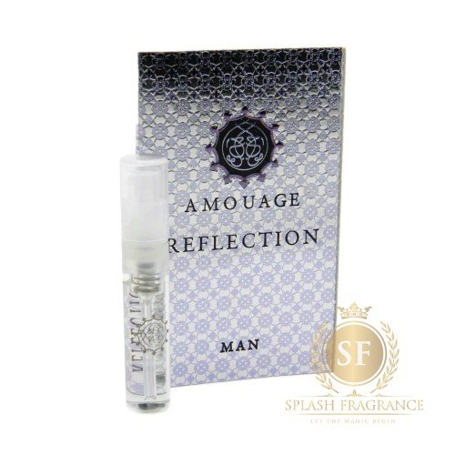 Reflection Man By Amouage 2ml EDP Sample Vial Spray