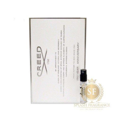 White Amber By Creed EDP 2.5Ml Spray Perfume Sample Vial