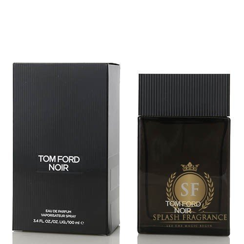 Noir By Tom Ford Edp Perfume For Men Splash Fragrance