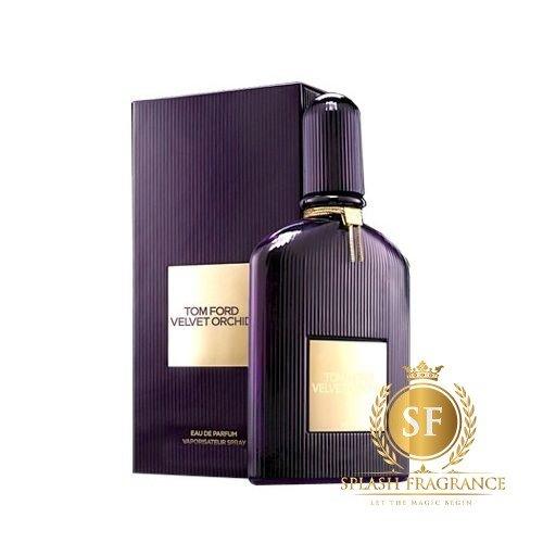 96f524f6bd86c Velvet Orchid By Tom Ford EDP For Women – Splash Fragrance