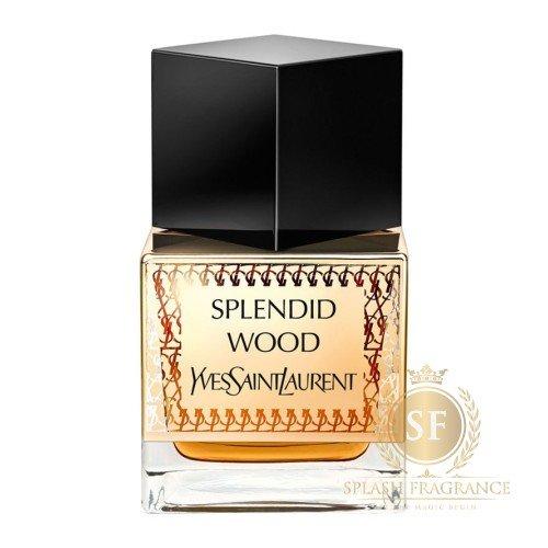 Splendid Wood By Yves Saint Laurent 80ml Edp Perfume Splash Fragrance