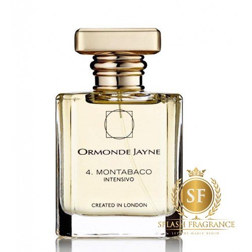 Montabaco Intensivo By Ormonde Jayne Perfume