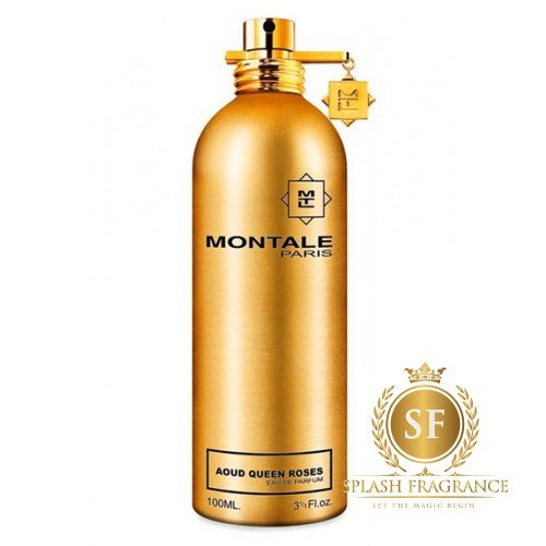Aoud Queen Roses By Montale EDP Perfume