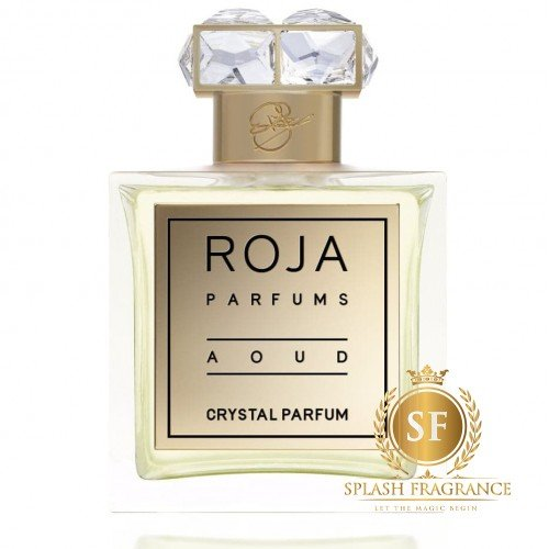 Aoud Crystal by Roja Dove Extrait de Parfum