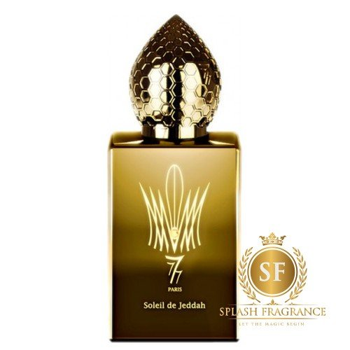 Soleil de Jeddah By Stephane Humbert Lucas 777 EDP Perfume
