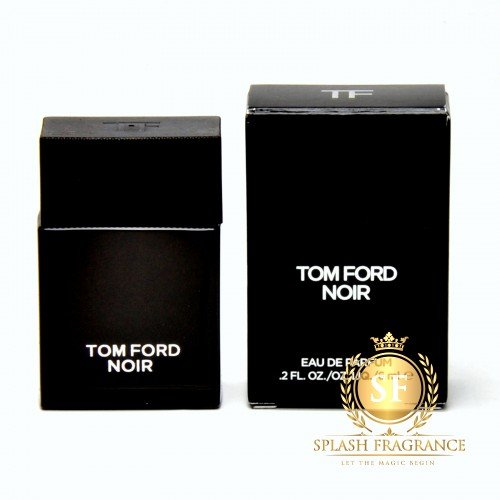 Noir By Tom Ford For Men 6ml Perfume Miniature Splash Fragrance