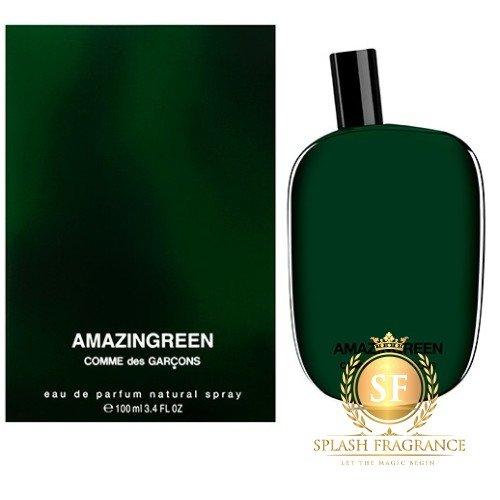Amazingreen By Comme Des Garcons 100ml EDP Perfume
