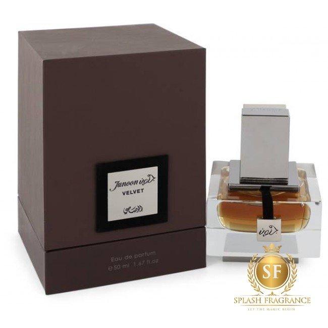 Junoon VelvetbyRasasi Pour Homme EDP Perfume