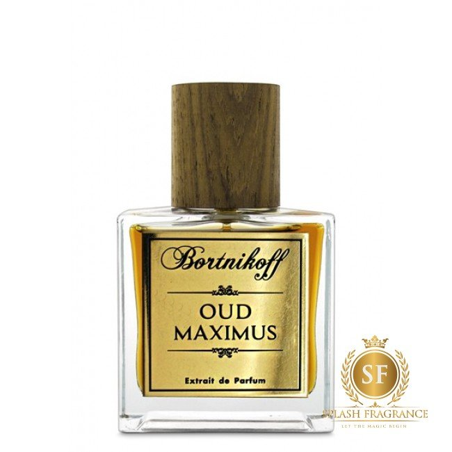 Oud Maximus By Bortnikoff Extrait De Parfum Splash Fragrance