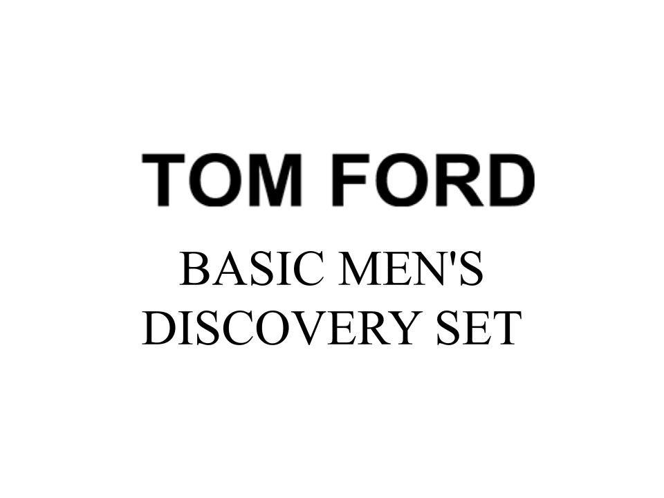 Tom Ford Basic Men's Discovery Set