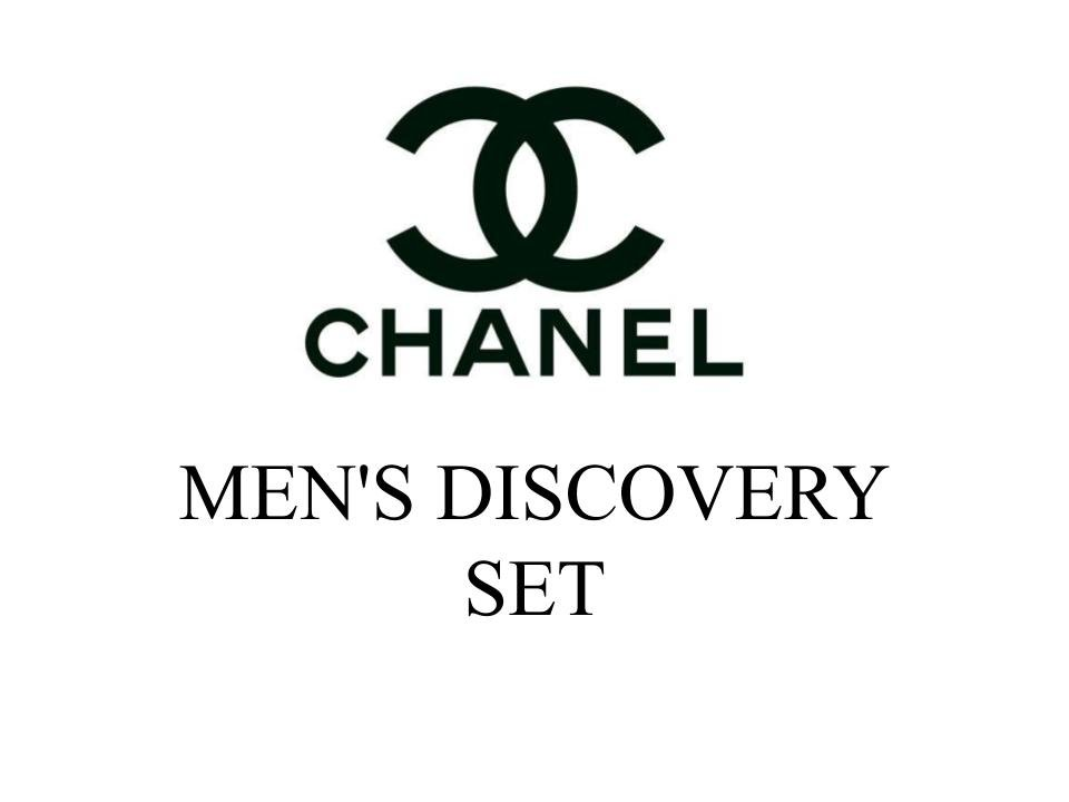 Chanel Men's Discovery Set