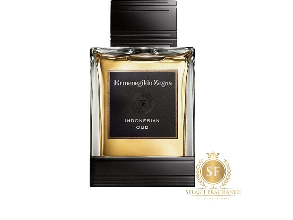 Indonesian Oud By Zegna EDT Perfume
