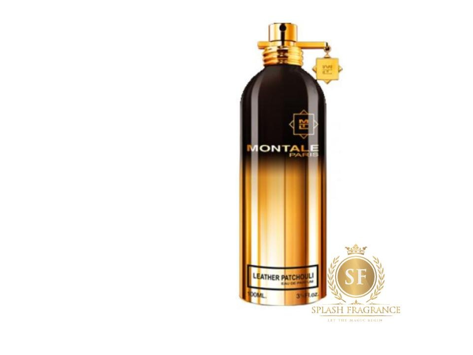 Leather Patchouli By Montale EDP Perfume