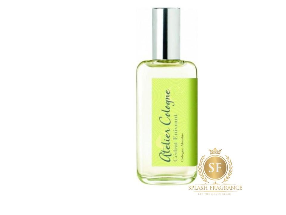 Cedrat Enivrant by Atelier Cologne Cologne Absolue