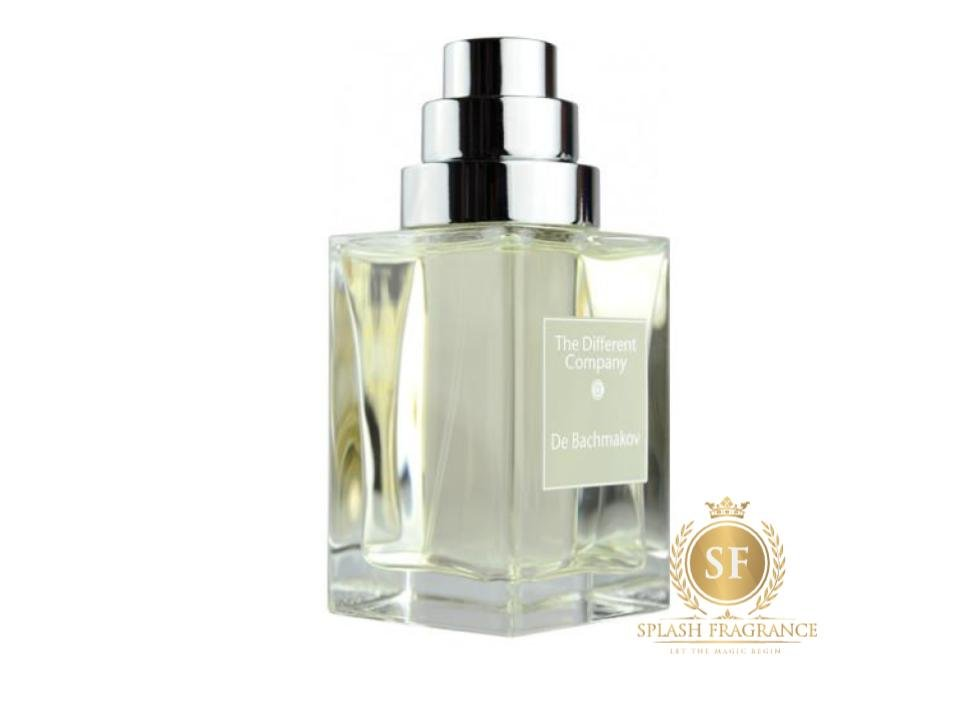 De Bachmakov By The Different Company EDP Perfume