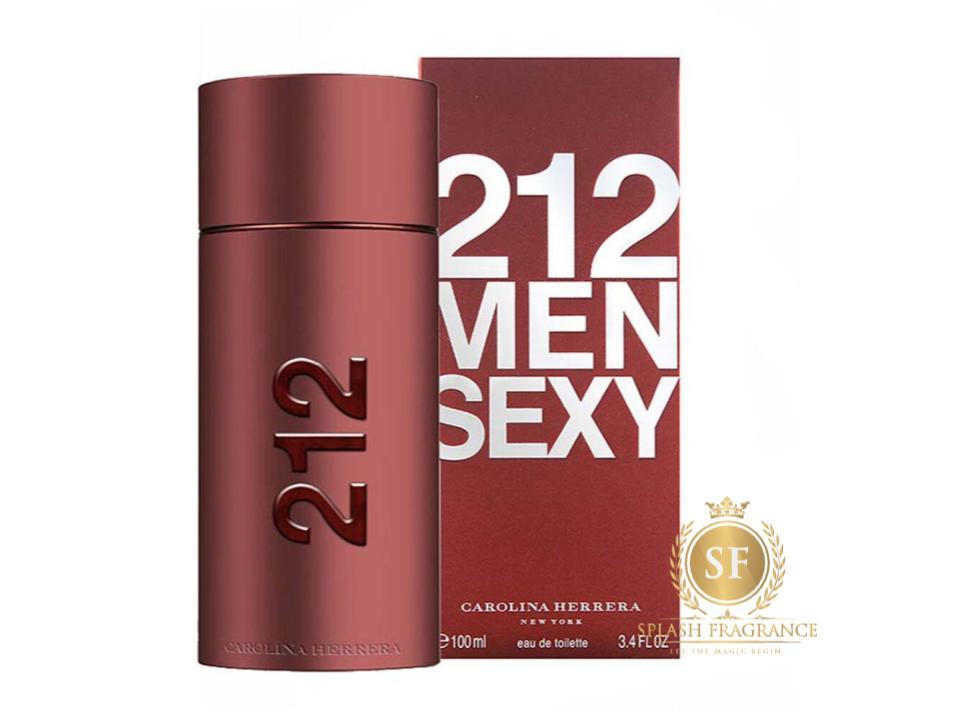 212 Sexy By Carolina Herrera EDP Perfume for Men